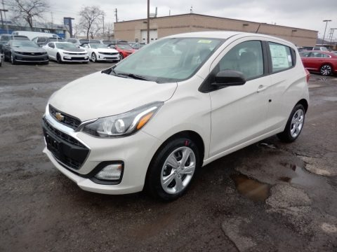 Toasted Marshmallow Metallic 2020 Chevrolet Spark LS