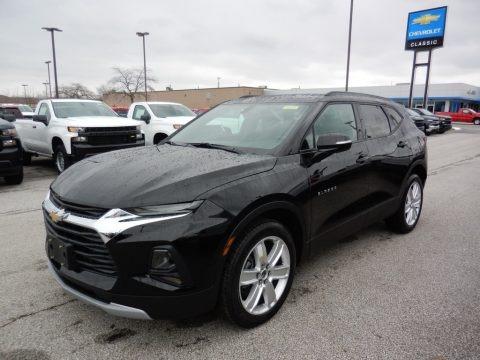Black 2020 Chevrolet Blazer LT AWD