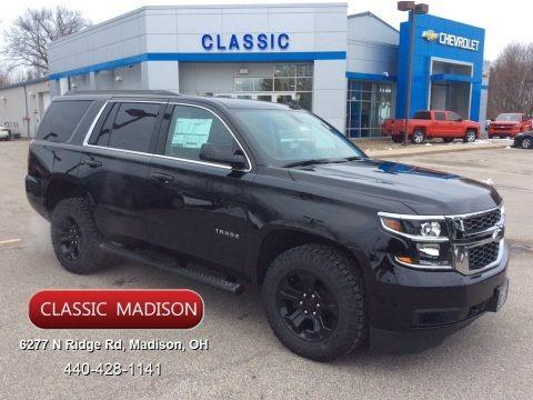 Black 2020 Chevrolet Tahoe LS 4WD
