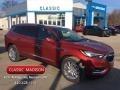 Buick Enclave Premium AWD Red Quartz Tintcoat photo #1