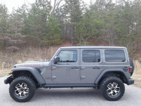 Sting-Gray 2020 Jeep Wrangler Unlimited Rubicon 4x4