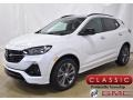 Buick Encore GX Select AWD White Frost Tricoat photo #1