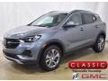 Buick Encore GX Essence AWD Satin Steel Metallic photo #1