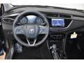 Buick Encore GX Select AWD Satin Steel Metallic photo #4