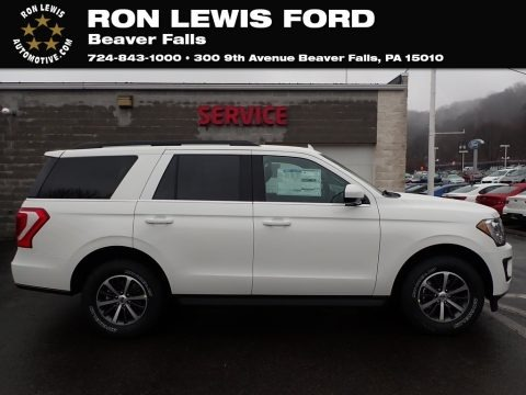 Star White 2020 Ford Expedition XLT 4x4
