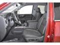 GMC Sierra 1500 SLT Crew Cab 4WD Red Quartz Tintcoat photo #6