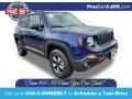 Jeep Renegade Trailhawk 4x4 Jetset Blue photo #1