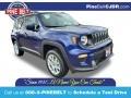 Jeep Renegade Latitude 4x4 Jetset Blue photo #1