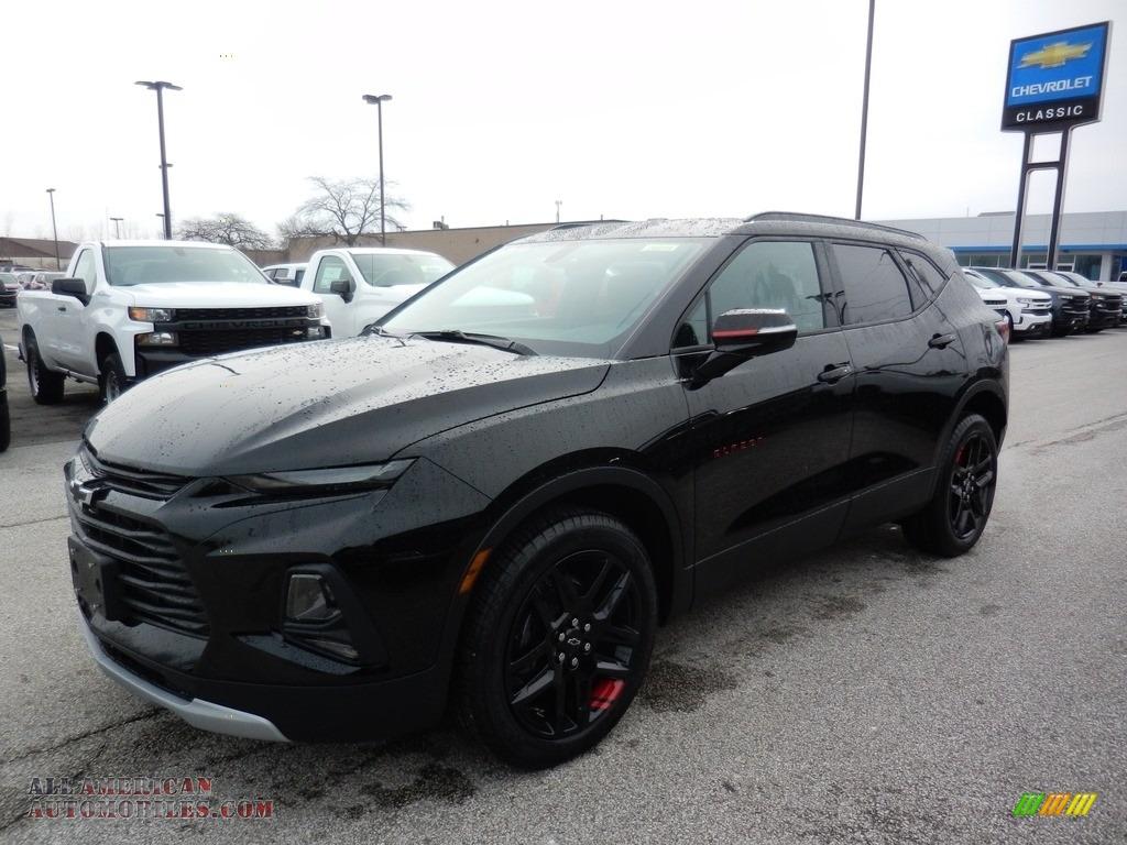 2020 Blazer LT AWD - Black / Jet Black photo #1