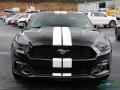 Ford Mustang Ecoboost Coupe Shadow Black photo #7
