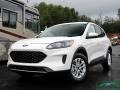 Ford Escape SE 4WD Star White Metallic Tri-Coat photo #1