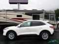 Ford Escape SE 4WD Star White Metallic Tri-Coat photo #2