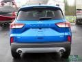 Ford Escape SE 4WD Velocity Blue Metallic photo #4