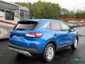 Ford Escape SE 4WD Velocity Blue Metallic photo #5