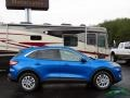 Ford Escape SE 4WD Velocity Blue Metallic photo #6
