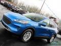 Ford Escape SE 4WD Velocity Blue Metallic photo #30