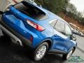 Ford Escape SE 4WD Velocity Blue Metallic photo #32