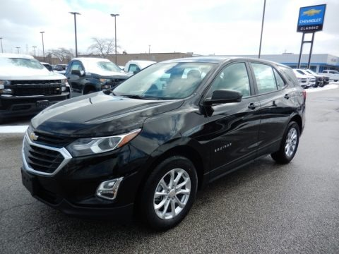 Mosaic Black Metallic 2020 Chevrolet Equinox LS