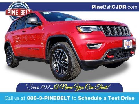 Redline 2 Coat Pearl 2020 Jeep Grand Cherokee Trailhawk 4x4