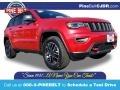 Jeep Grand Cherokee Trailhawk 4x4 Redline 2 Coat Pearl photo #1