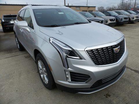 Radiant Silver Metallic 2020 Cadillac XT5 Premium Luxury AWD