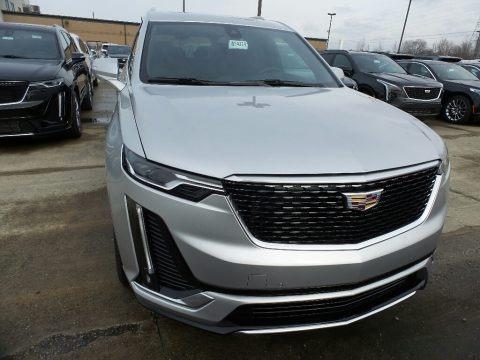 Radiant Silver Metallic 2020 Cadillac XT6 Premium Luxury AWD