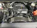 Ford Ranger Lariat SuperCrew 4x4 White Platinum Tri-Coat photo #6