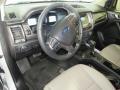 Ford Ranger Lariat SuperCrew 4x4 White Platinum Tri-Coat photo #18