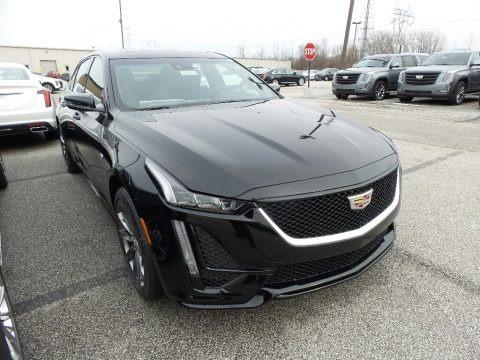 Black Raven 2020 Cadillac CT5 Sport AWD
