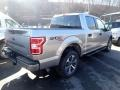 Ford F150 STX SuperCrew 4x4 Iconic Silver photo #2