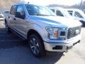 Ford F150 STX SuperCrew 4x4 Iconic Silver photo #3
