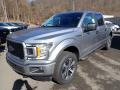 Ford F150 STX SuperCrew 4x4 Iconic Silver photo #5