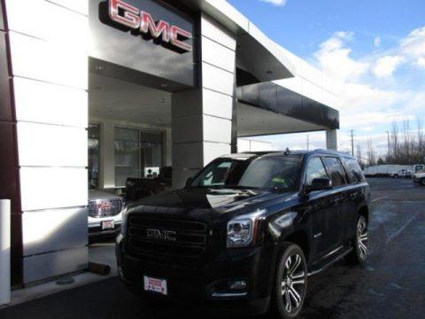 Onyx Black 2020 GMC Yukon SLT 4WD