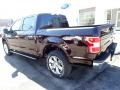 Ford F150 XLT SuperCrew 4x4 Magma Red photo #3