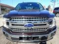 Ford F150 XLT SuperCrew 4x4 Magma Red photo #8