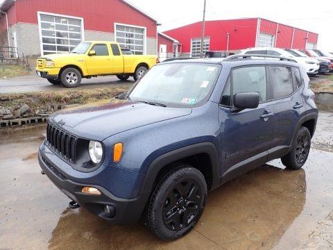 Slate Blue Pearl 2020 Jeep Renegade Sport 4x4