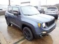 Jeep Renegade Sport 4x4 Slate Blue Pearl photo #7