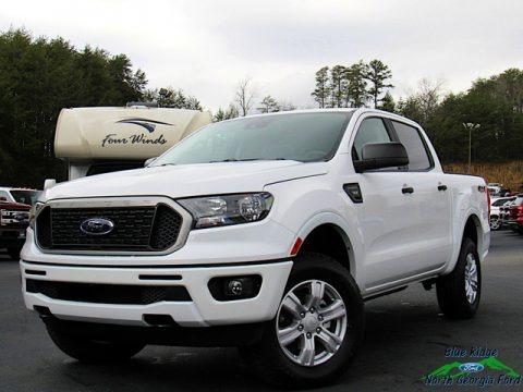Oxford White 2020 Ford Ranger XLT SuperCrew 4x4