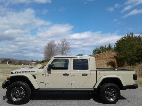 Gobi 2020 Jeep Gladiator Rubicon 4x4