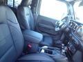 Jeep Wrangler Unlimited Sahara 4x4 Sting-Gray photo #9