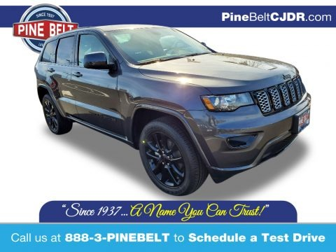 Granite Crystal Metallic 2020 Jeep Grand Cherokee Altitude 4x4