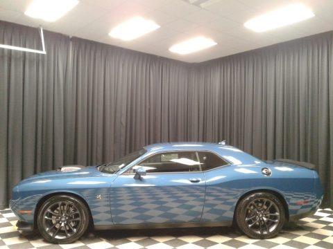 Frostbite 2020 Dodge Challenger R/T Scat Pack
