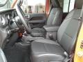 Jeep Wrangler Unlimited Sahara 4x4 Punkn Metallic photo #10