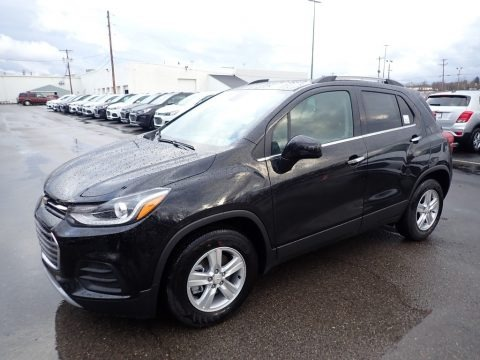 Mosaic Black Metallic 2020 Chevrolet Trax LT