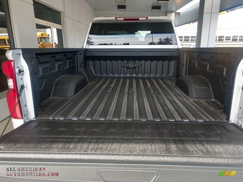 2020 Silverado 2500HD Work Truck Crew Cab 4x4 - Silver Ice Metallic / Jet Black photo #10