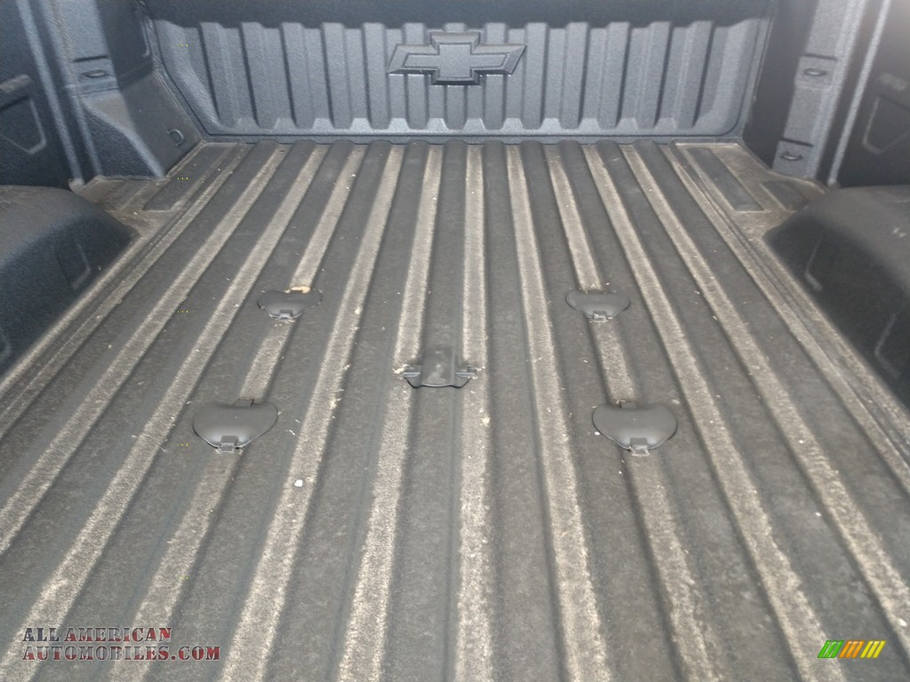 2020 Silverado 2500HD Work Truck Crew Cab 4x4 - Silver Ice Metallic / Jet Black photo #11