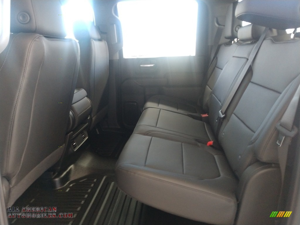 2020 Silverado 2500HD Work Truck Crew Cab 4x4 - Silver Ice Metallic / Jet Black photo #13