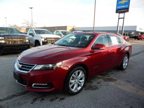 Cajun Red Tintcoat 2020 Chevrolet Impala LT