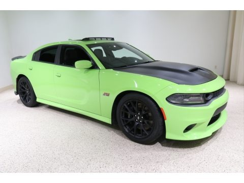 Sublime Metallic 2019 Dodge Charger R/T Scat Pack