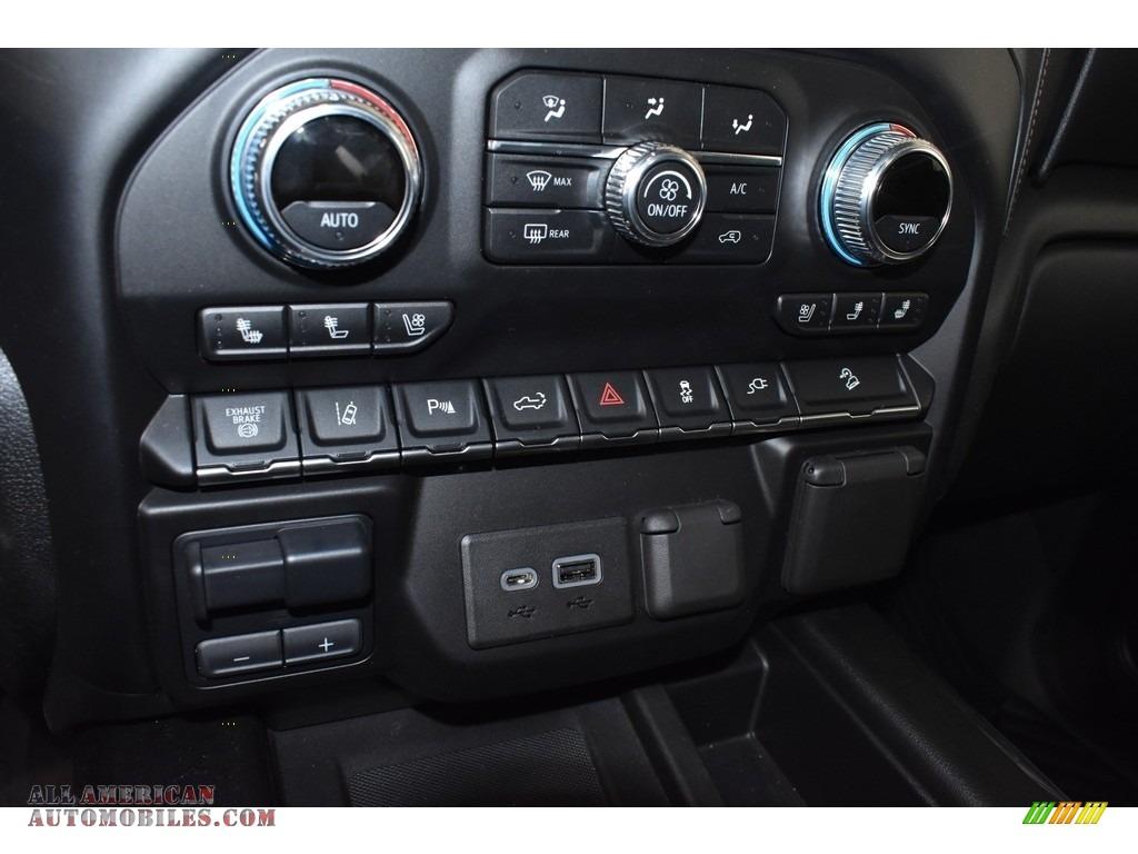 2020 Sierra 2500HD AT4 Crew Cab 4WD - Summit White / Jet Black photo #6